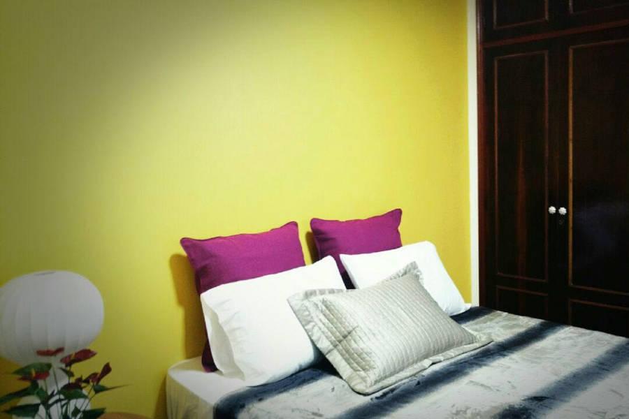 Quanto com cama de casal (2)