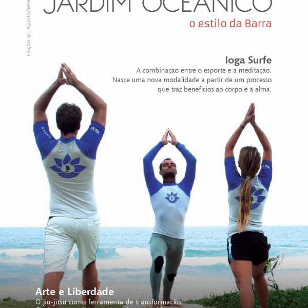 Revista Jardim Oceânico